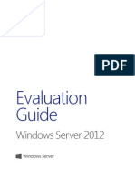 WS 2012 Evaluation Guide