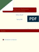 Discrete Mathematics-Mathematical Induction