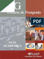 Guia_academica Postgrado Uap