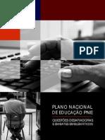 Miolo Plano Nacional de Educação PNE