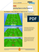 Real Madrid Counter Attacking Tactics Practices