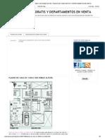 Planos de Casa en 120m2 Con Doble Altura _ Planos de Casas Gratis y Departamentos en Venta