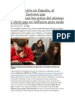 La Educación en España.docx
