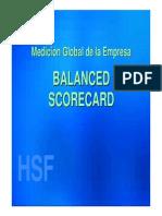 Presentación BSC HSF