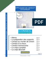 [Brico] Casto - Appliquer de l'enduit exterieur.pdf