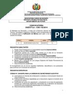 CDO 152 POTOSI Instituto Tecnico Potosi Fiscal