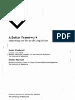 A Better Framework