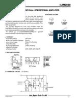 2068DD Desym Amp Datasheet