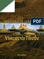 Heinrich Harrer - Visszatérés Tibetbe