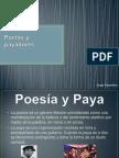 Poetas y Payadores