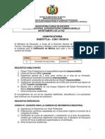 Cdo 150 La Paz Escuela Ind Sup Pedro Domingo Murillo(1)