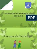 Charla Padres Discapacidad Intelectual 2012