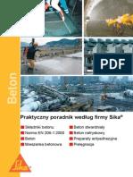 Beton - Praktyczny Poradnik Sika_pl