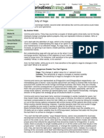 Derivatives Strategy - November'99_ the Sensitivity of Vega