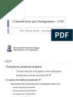 Comunicacao UDP