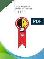 Catálogo Selo Procel 2011