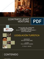 Contrato Joint Venture