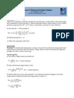 Jackson 3 3 Homework Solution