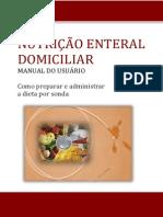 Manual_paciente Em Uso de Dietas Enteral e Parenteral