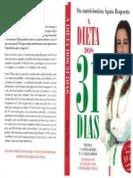 A Dieta Dos 31 Dias Agata Roquette Pdf Gratis