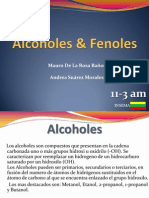 Alcoholes & Fenoles