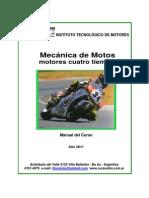 Motos 4tps Clase 1
