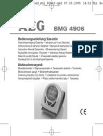 Aeg Bmg 4906