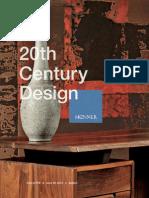 20th Century Design | Skinner Auction 2737B