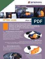 Catálogo Optrel e1100