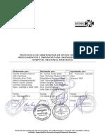 (259870958) APF 1.3 Mantencion Stock Minimo de Medicamentos e Insumos Unidades Criticas HRR V0 2013