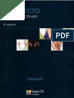 Psiquiatría CTO 8