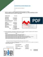 Ley Del Presupuesto Del Sector Público 2012 Xd