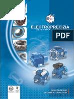 Catalog Electrical Motors