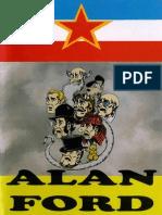 Alan Ford_ Grupa TNT u Beogradu Kod Tita