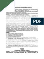 Asociacion de Victimas y Desplazados de La Violencia Politica de 1980 – 2ooo Del Tulumayo en Concepcion