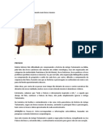 A História Do Antigo Testamento Num Breve - PARTE 4