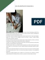 15/05/14 diariomarca Oferta SSO métodos de planificación temporales y definitivos