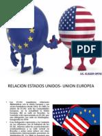 Presentacion UE-EEUU y Otan Economica