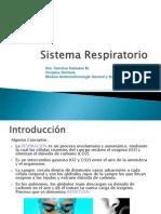 Sistema Respiratorio Dra. Subiabre