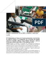 15/05/14 Oaxaca.me Voluntariado
