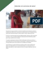 16/05/14 Igabe Zona Triqui Fortalecida Con Acciones de Salud