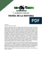 Childe Gordon Teoria de La Historia