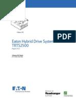 Eaton Hybrid Drive System Model TRTS2500