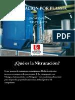 Expo Nitruracion Por Plasma