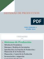 2sistemas de Produccion - Programacion 2014