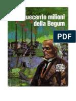 Jules Verne - I Cinquecento Milioni Della Bégum