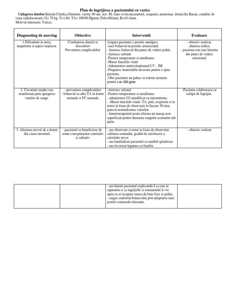 varicoză extinderea venity tratament la domiciliu vasele varicoase care vor ajuta