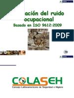 Ruido Ocupacional ISO 9612 Nicaragua
