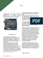 Reporte Dos de Arduno 1