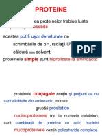 Curs Vii Proteine II